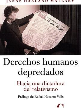 Derechos humanos depredados
